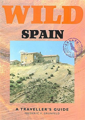 Wild Spain cover image