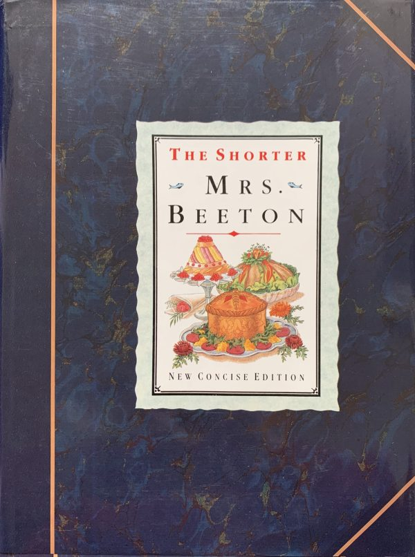 Image of front cover of The Shorter Mrs Beeton