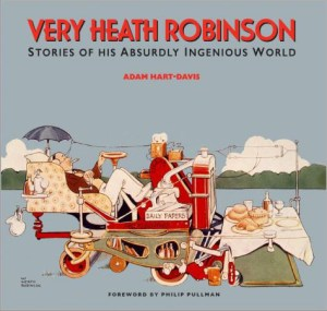 Very Heath Robinson cover image