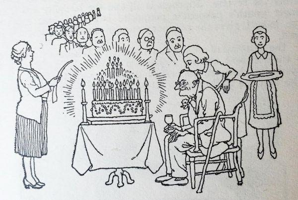 A Very Heath Robinson Birthday