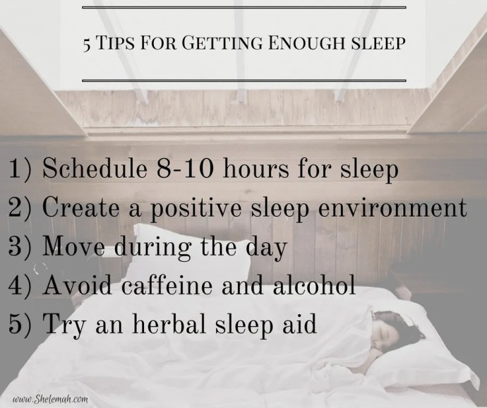 5-tips-for-getting-enough-sleep