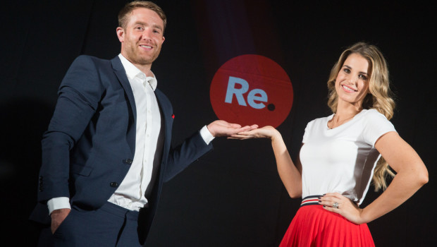 Luke Fitzgerald and Vogue Williams present Re.Store, a dynamic new Irish food, coffee and convenience concept