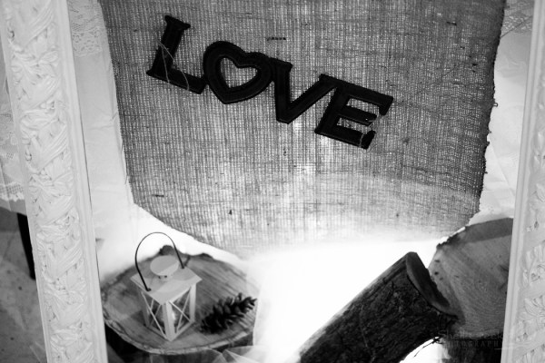 Love... it all begins with love...