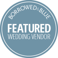featured on the Borrowed and Blue blog 2017