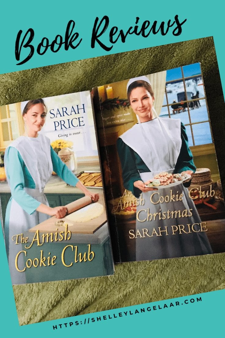 Book Review – The Amish Cookie Club Series by Sarah Price