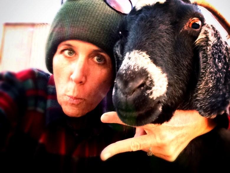 Selfie with Flaca, 2015