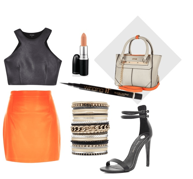 Hitting the Town – Outfit Inspiration