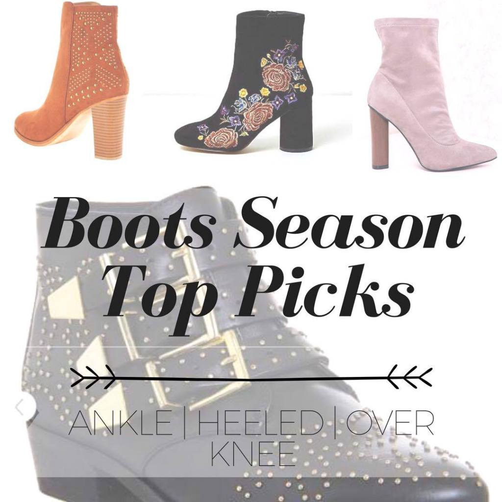 Boots Season | Top Picks