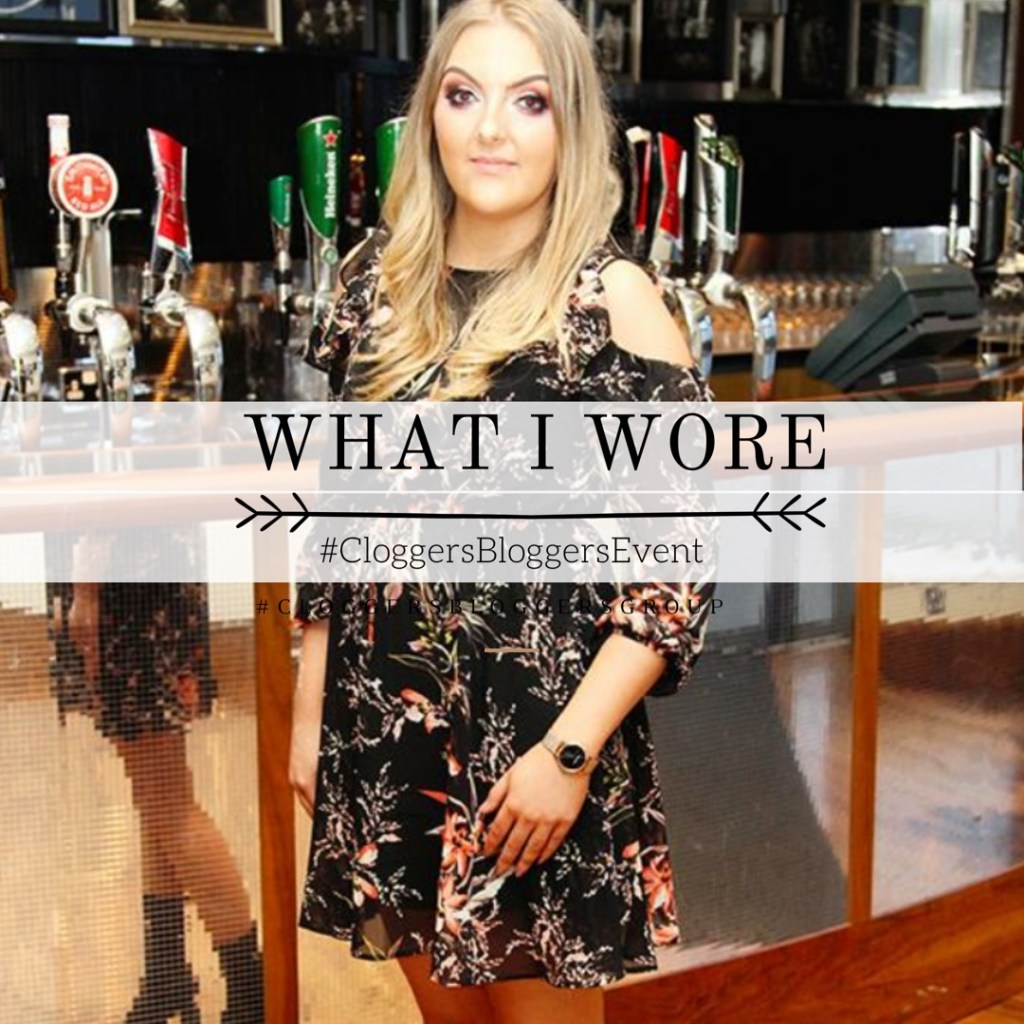 #CloggersBloggersEvent | What I Wore