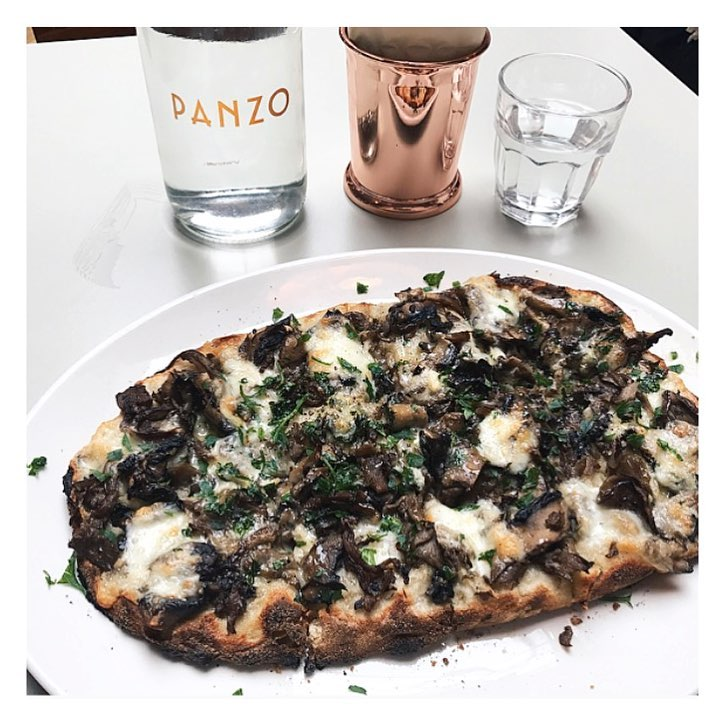Lunch time in London pizzapanzo london londonfoodie foodie lunch pizzahellip