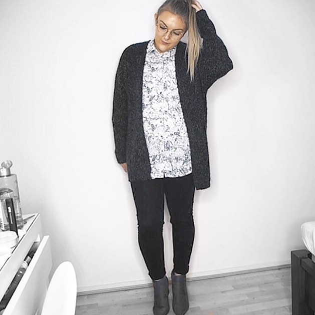 Cosy cardigans grey cardigan primark penneys style styleblogger fwis wiwhellip