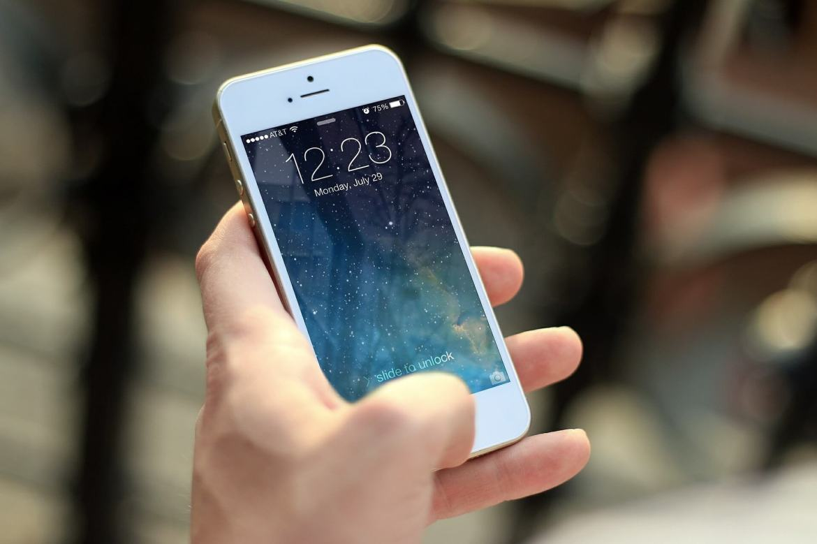 Rhinoshield for iPhone screen protection