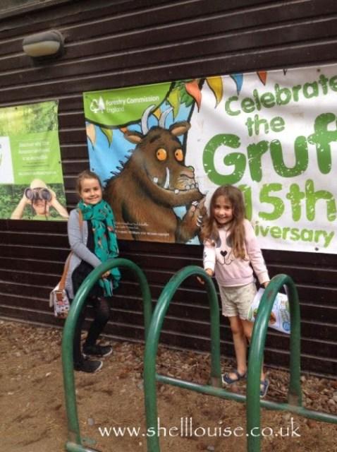 KayCee and Ella at Sherwood Pines