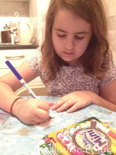 KayCee colouring
