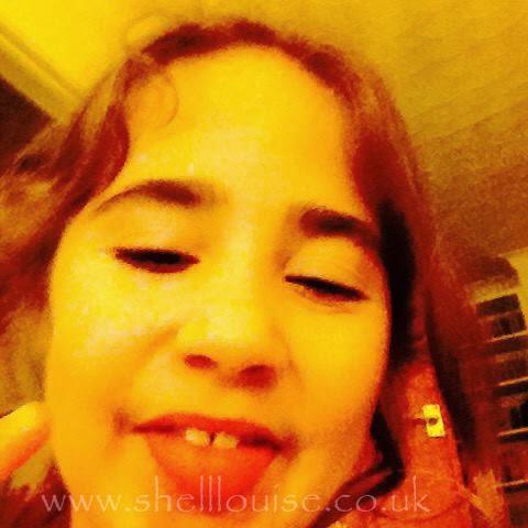 more Ella selfies