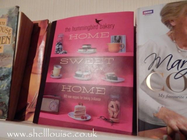 The Hummingbird Bakery book