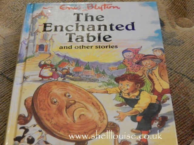 January 24th - The Enchanted Table