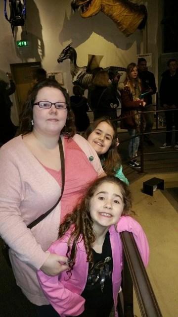 Harry Potter Studio Tour - Kellyann, Kaycee and Ella