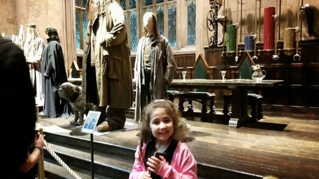 Harry Potter Studio Tour - Ella