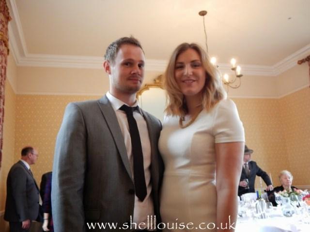 wedding reception - Jason and Gemma