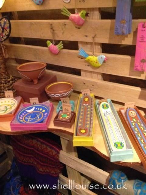 Otherworldz wooden items
