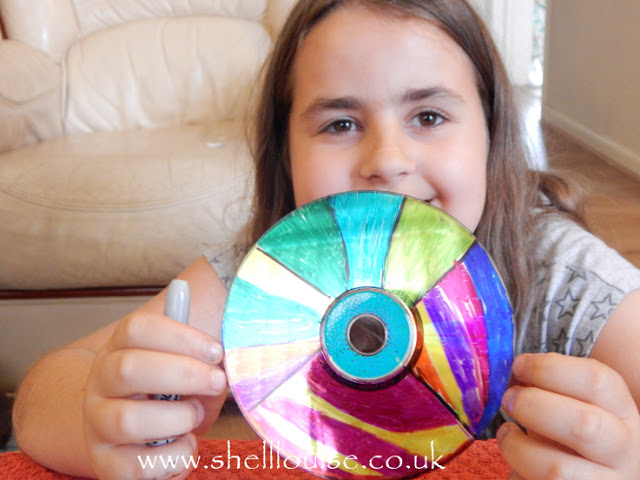 Decorated CD