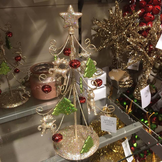 Home Sense Lincoln - Glittery christmas tree