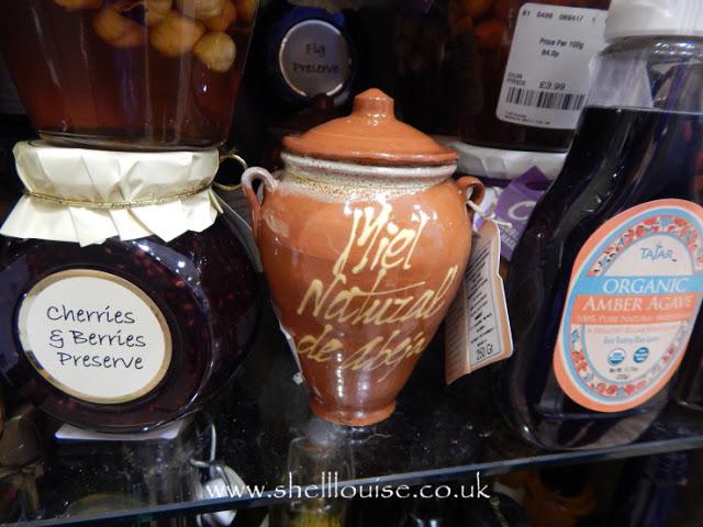 Home Sense - Honey jar