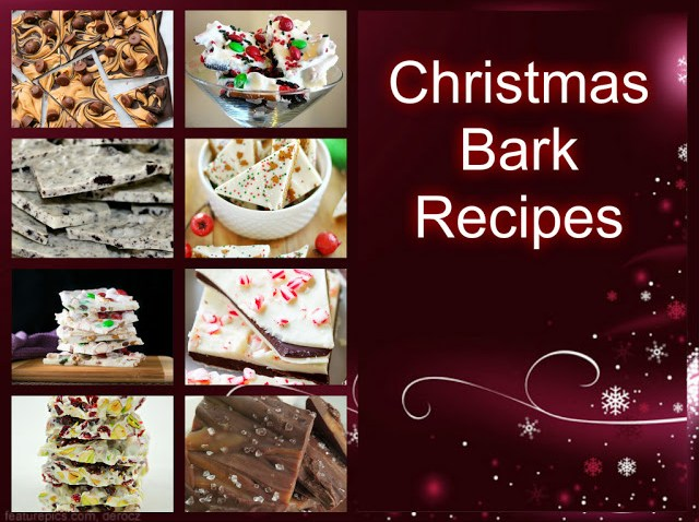 Christmas bark recipes