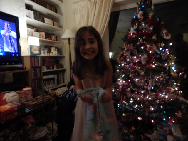 Christmas Eve - new pjs