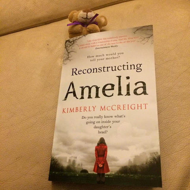 Reconstructing Amelia - Year in books