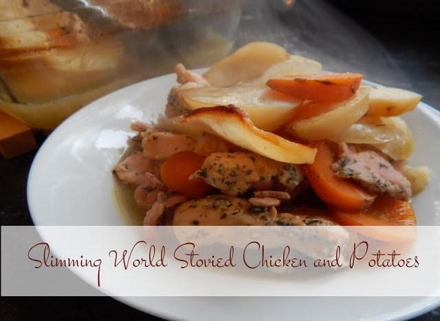Stovied Chicken