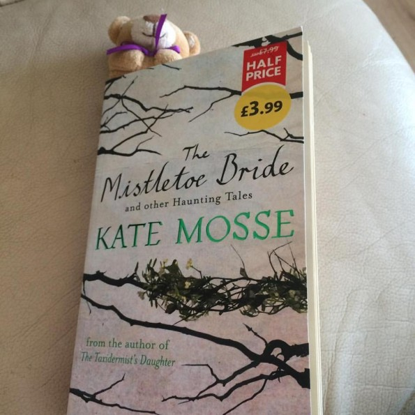 The mistletoe bride by Kate Mosse #1Day12Pics