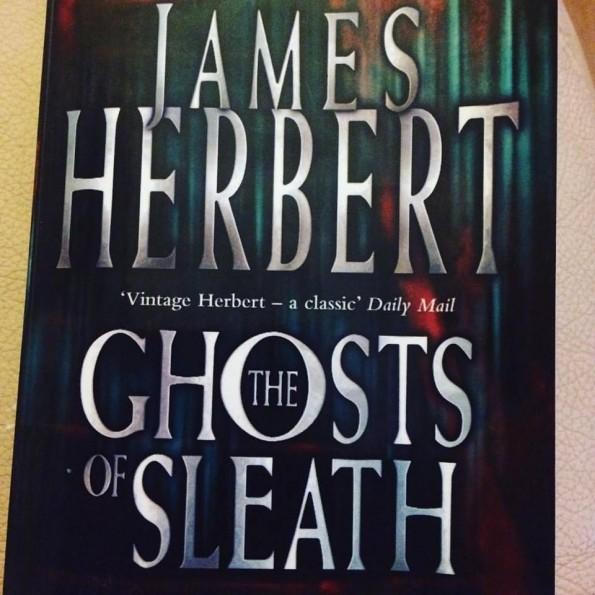 James Herbert Ghosts of Sleath