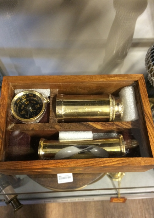 HomeSense nautical instruments