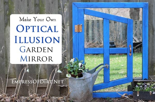optical illusion mirrors