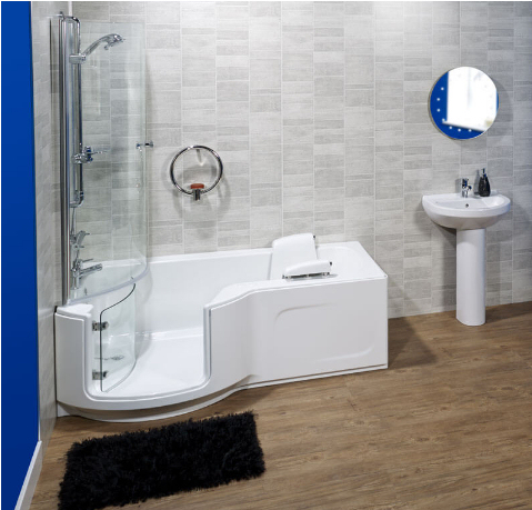 bathing solutions walk-in bath back problems