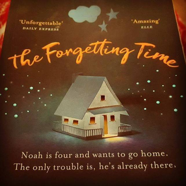 January 16th The forgetting time book