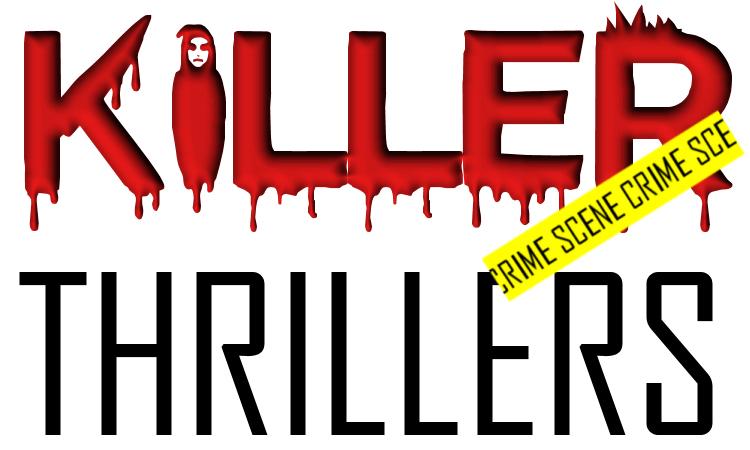 Killer Thrillers Book Display