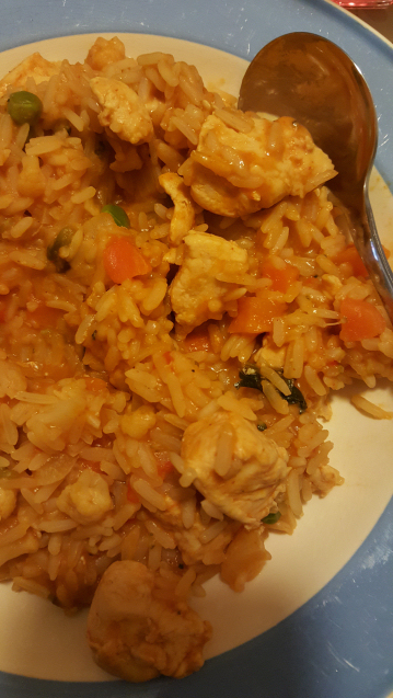 Speedy Chicken Jambalaya Recipe