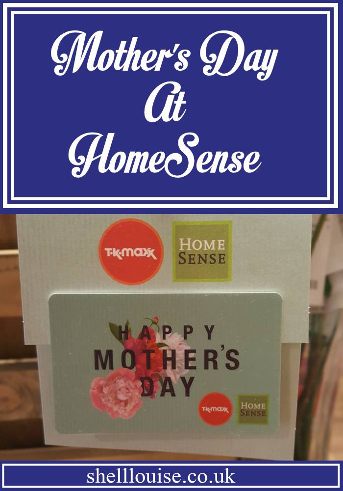Mother's Day at HomeSense