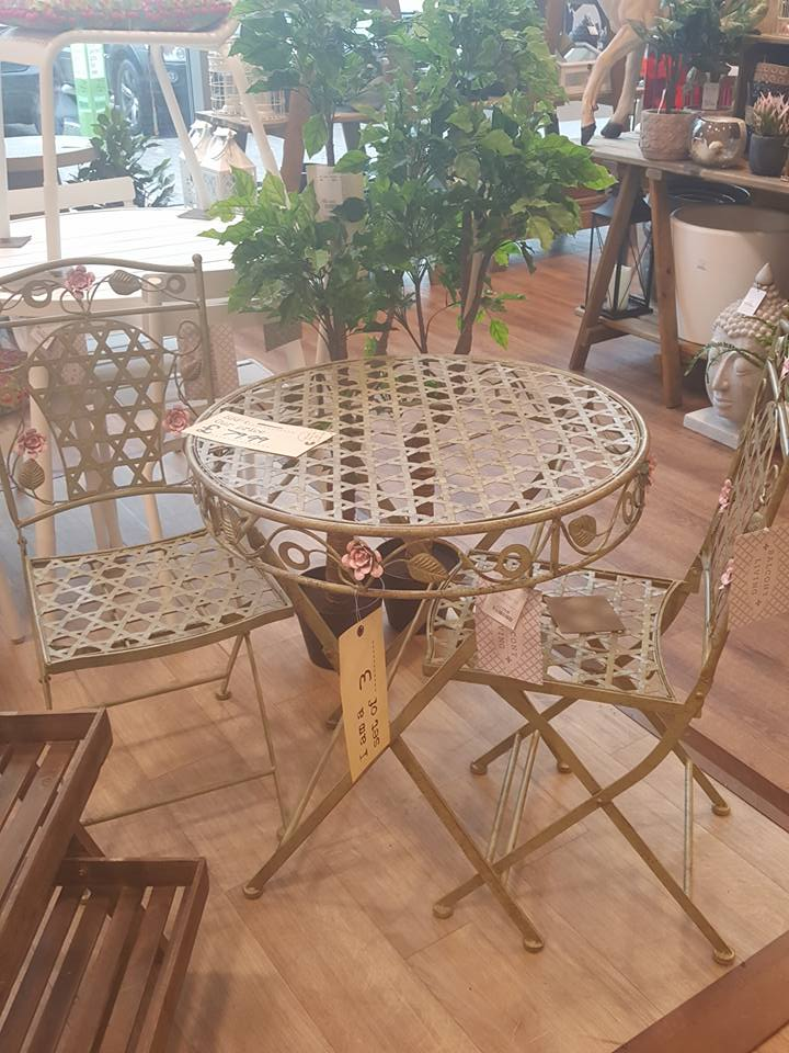 Mother's Day at HomeSense Garden Furniture