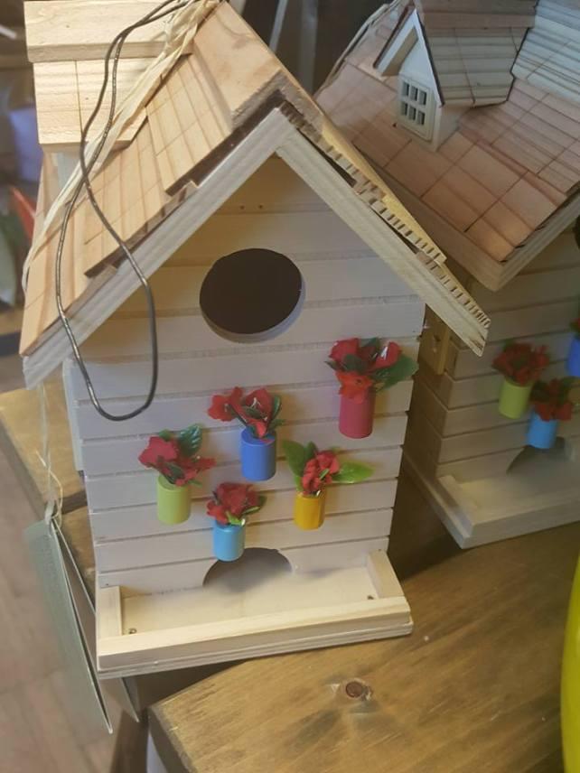 Mother's Day at HomeSense Bird House