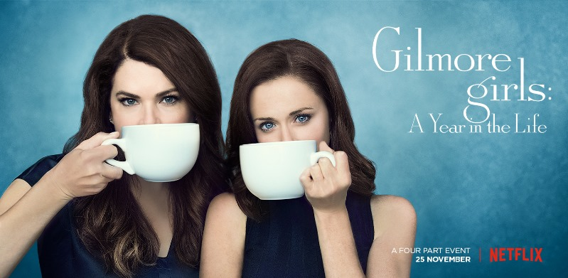 Netflix What We're Watching - Gilmore Girls A Year In The Life