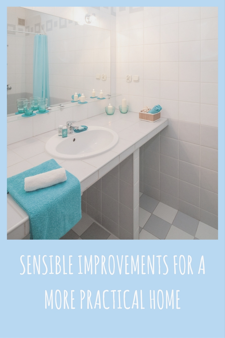 sensible improvements for a more practical home