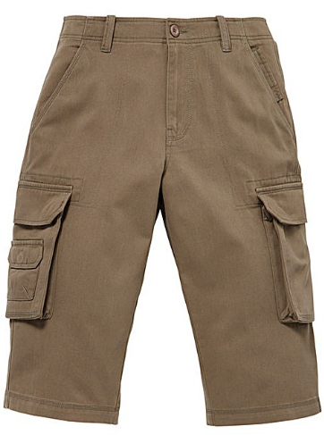 3/4 cargo pants from Jacamo