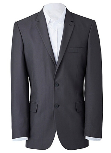 Williams and Brown pin dot suit jacket from Jacamo