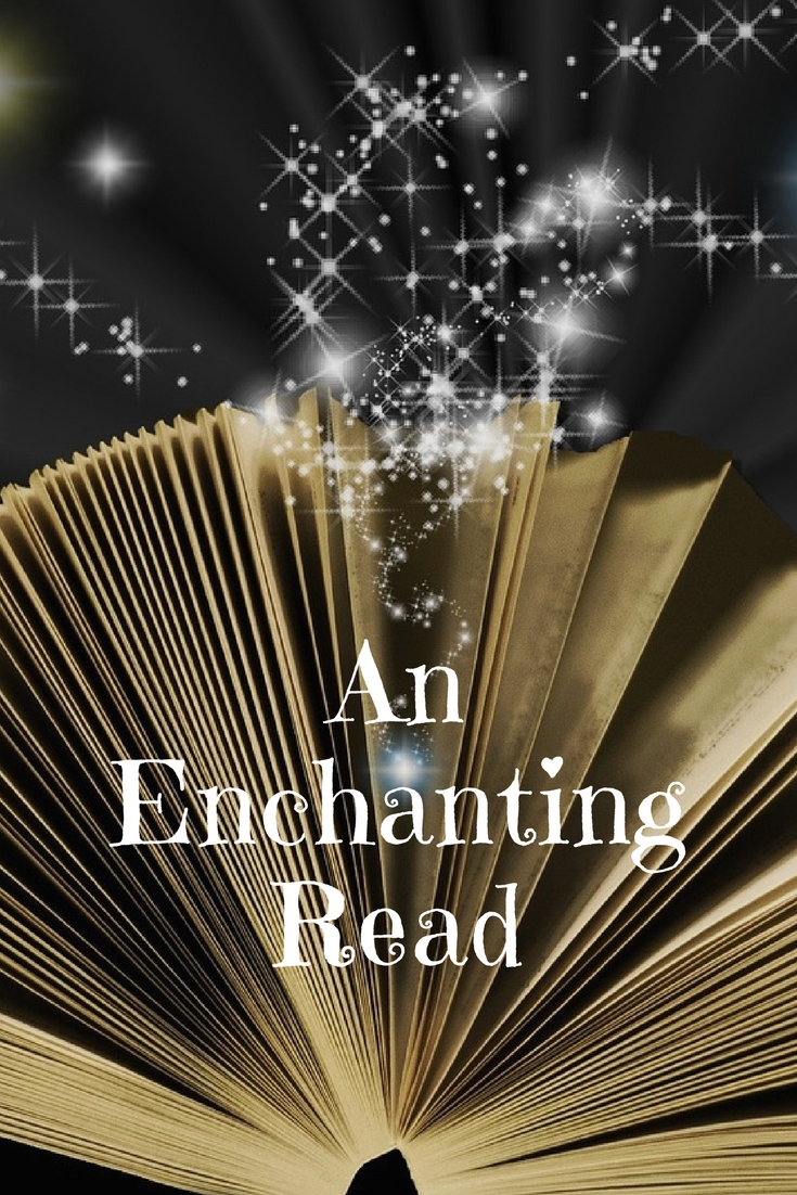 An enchanting read - Book Display Posters
