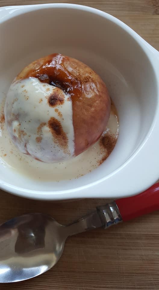 Baked Apple Slimming World Recipe