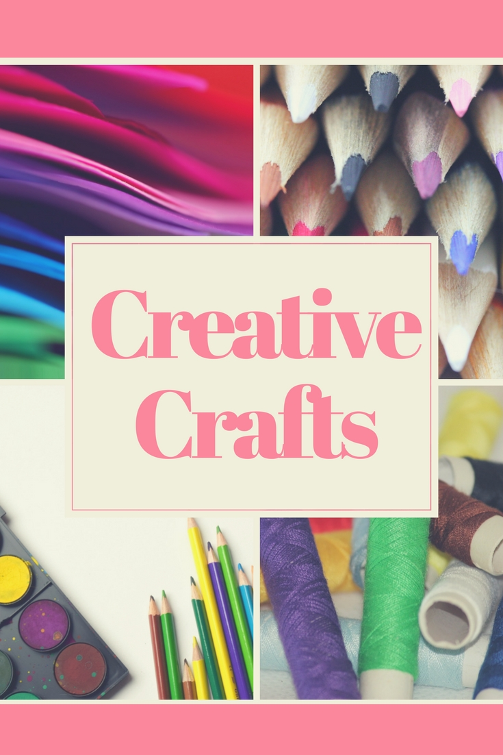 Creative crafts - Book Display Posters